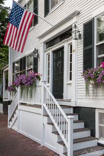 historic, house, Nantucket, whaling, captain