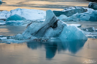 Iceberg, glacier, Jokulsarlon, lagoon, Iceland