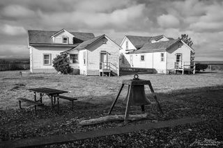 houses, Discovery Park, Seattle, Fort Lawton