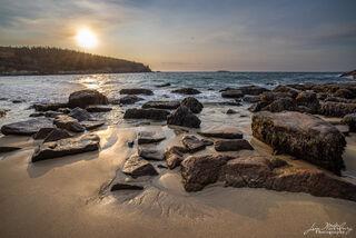 Sunrise, Sand Beach