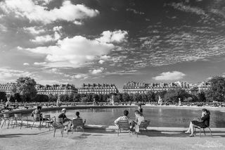 Afternoon at the Tuileries