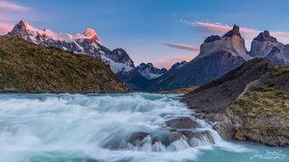 Cuernos Falls