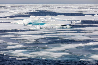 Arctic, Norway, Svalbard, ice, pack ice, North Pole