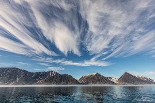 Arctic, Europe, Norway, Svalbard, wind, mountains