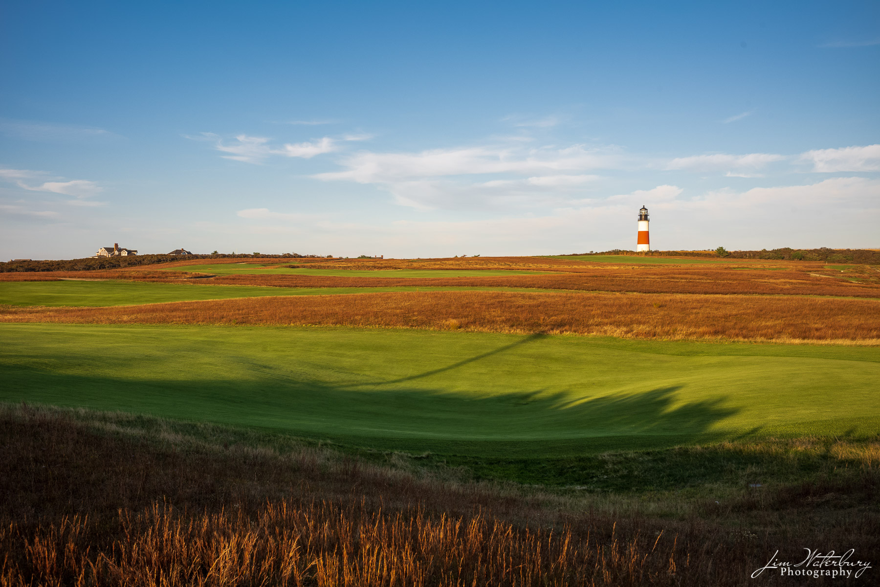 Sankaty Head Golf Club, Sankaty Light, lighthouse, golf course, fairways, photo