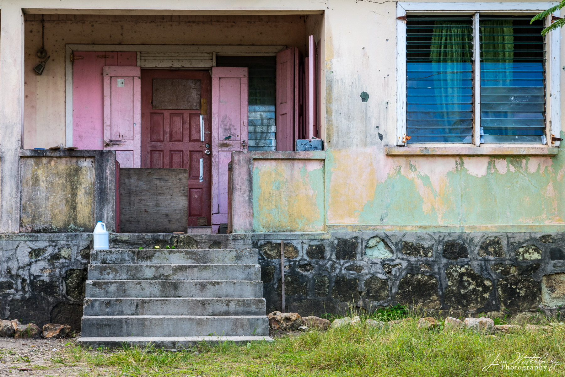 Antigua, house, rural life, photo