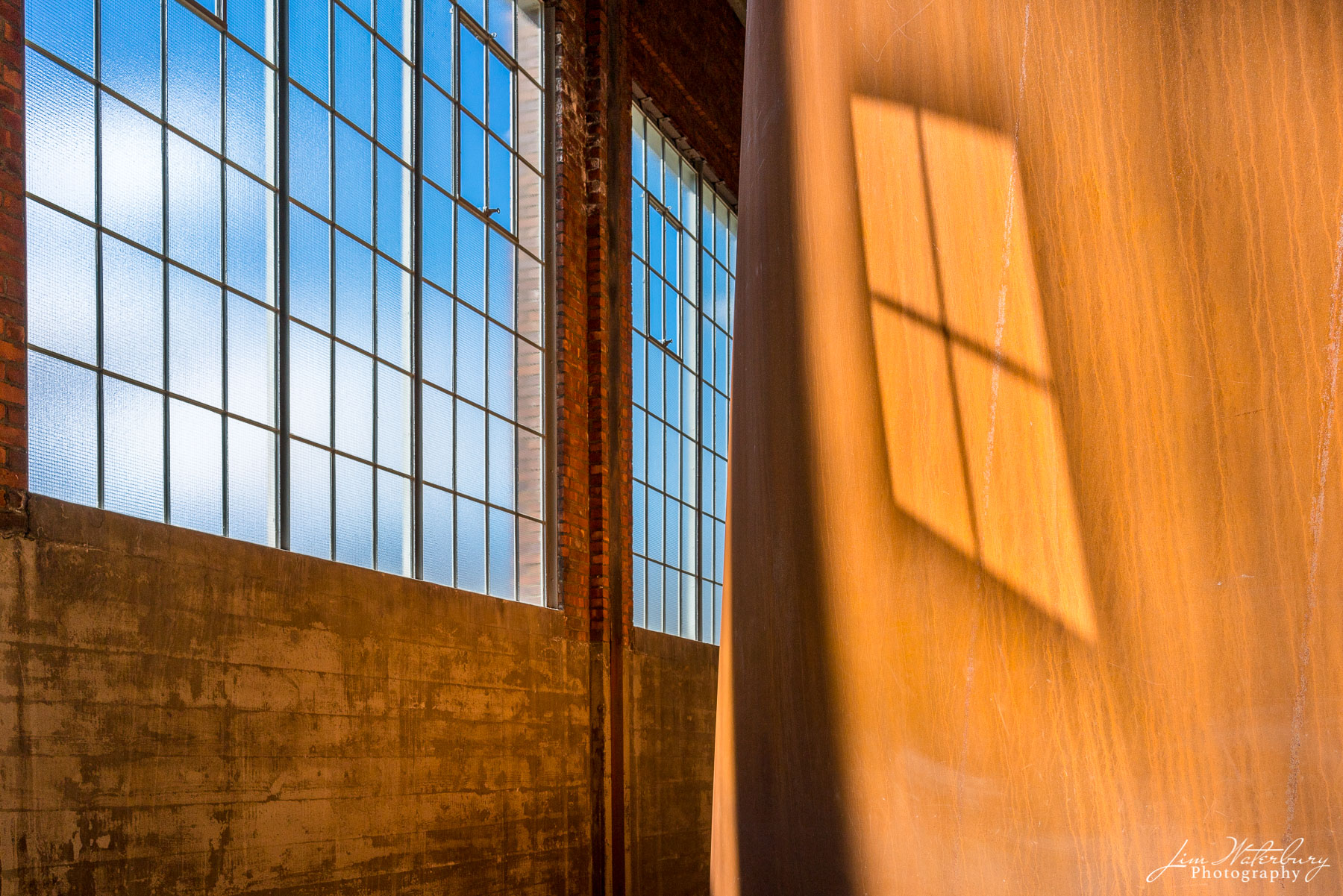 Beacon, Dia, New York, art, windows abstract, photo