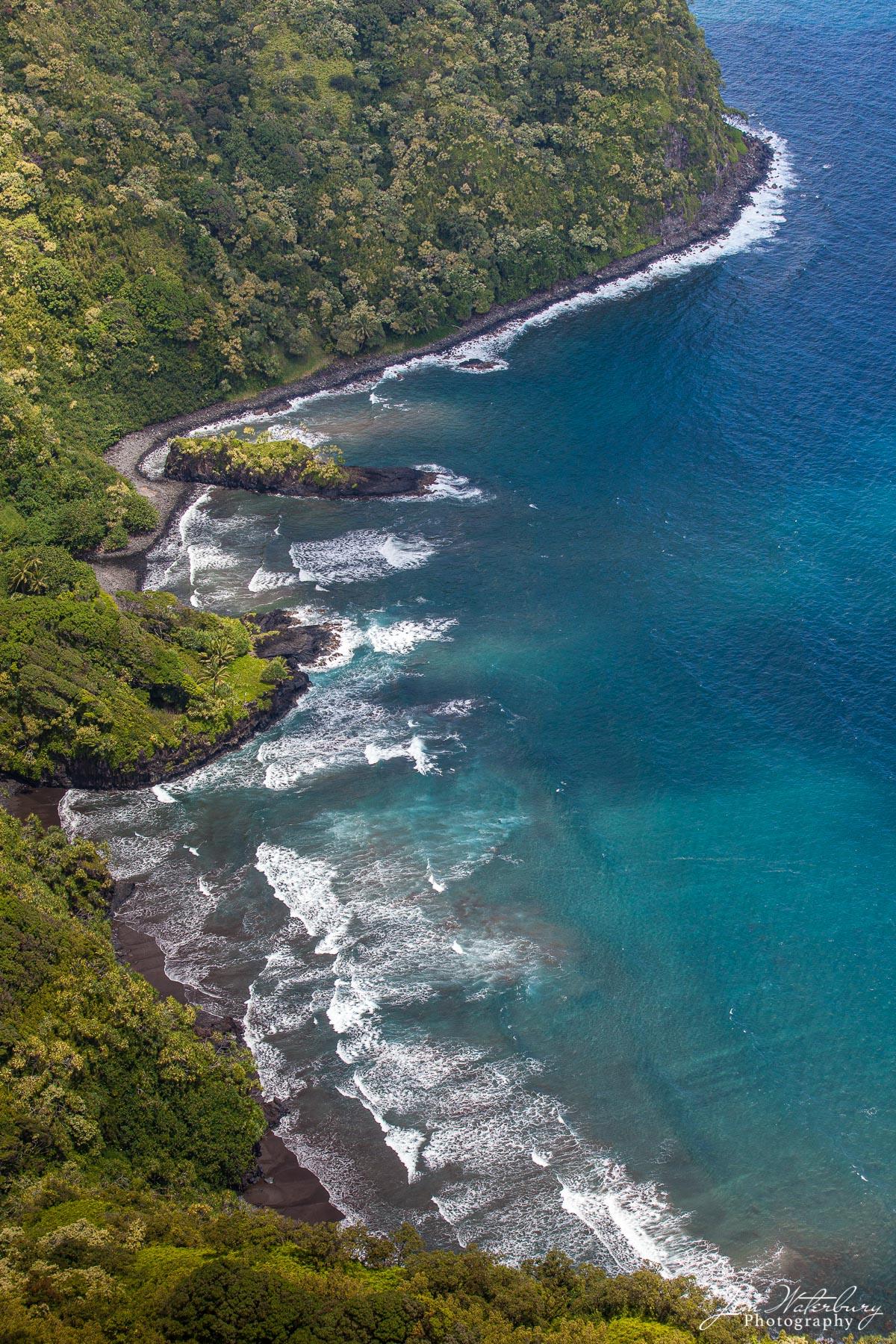 surf, Maui, Hawaii, photo
