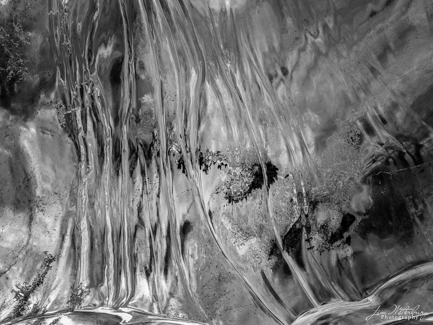 black & white, ice, cave, Breidarmerkurjokull, Vatnajokull, Iceland, photo
