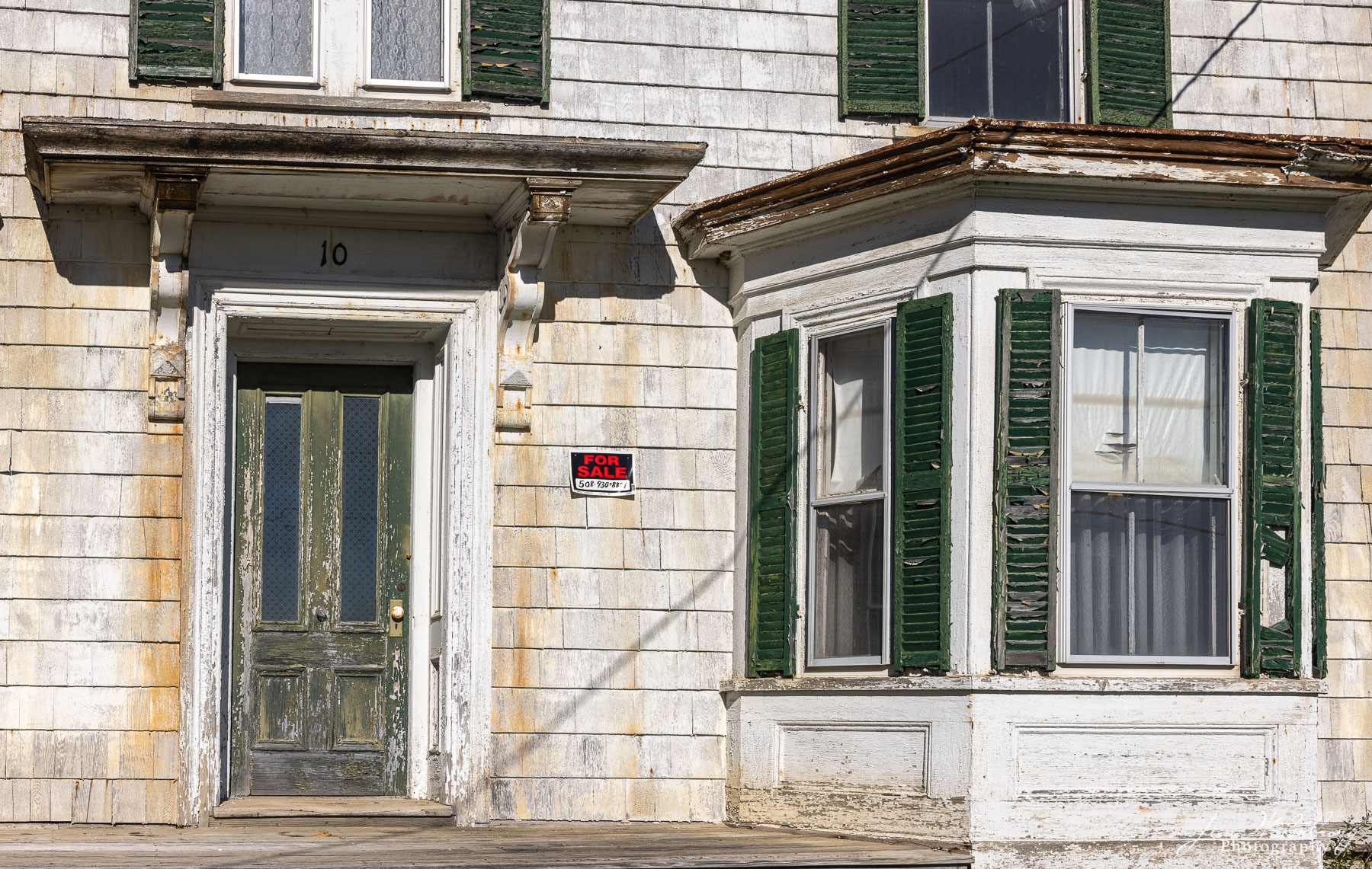 Old house for sale in Penobscot, Maine