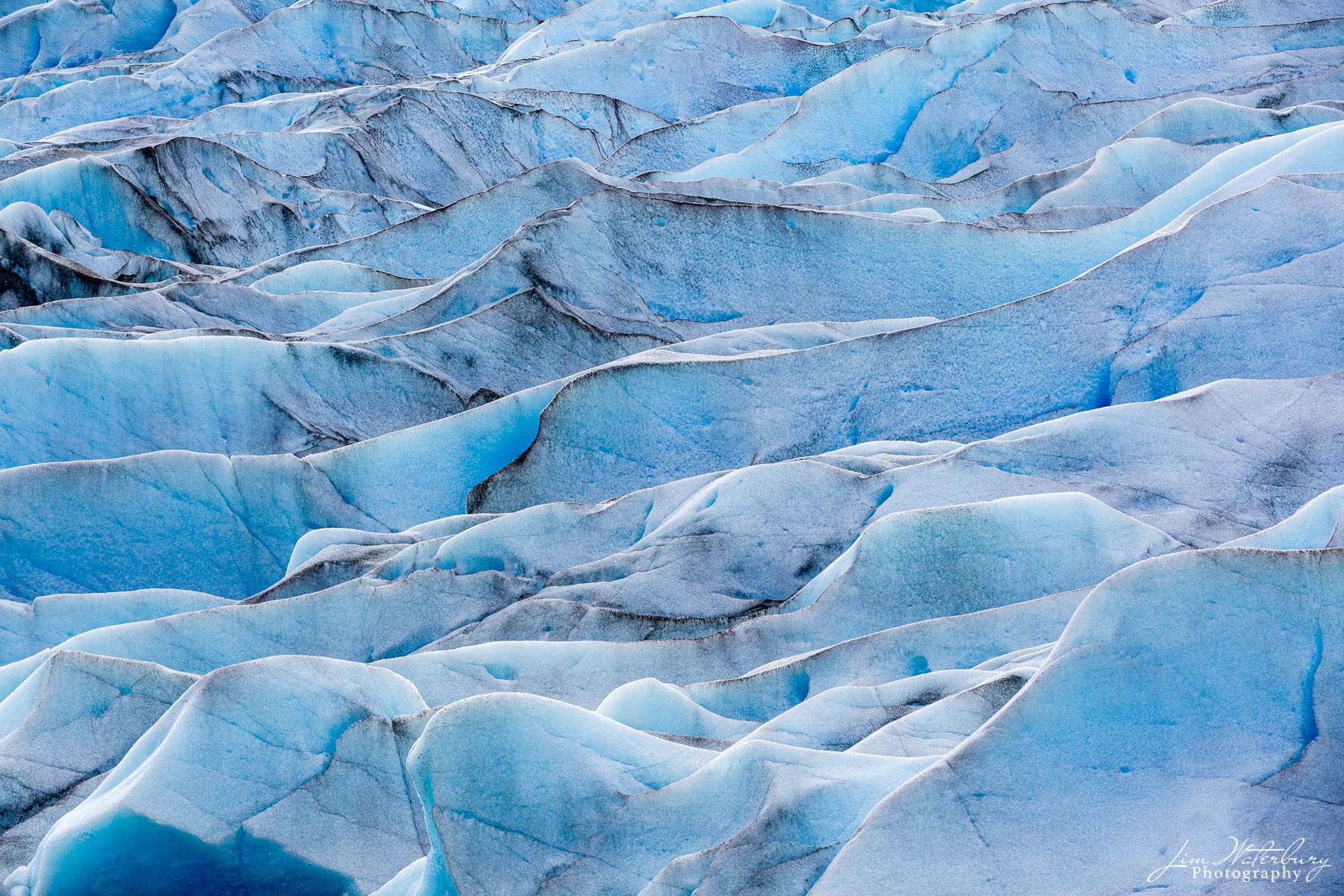glacier, ice, national park, Torres del Paine, photo