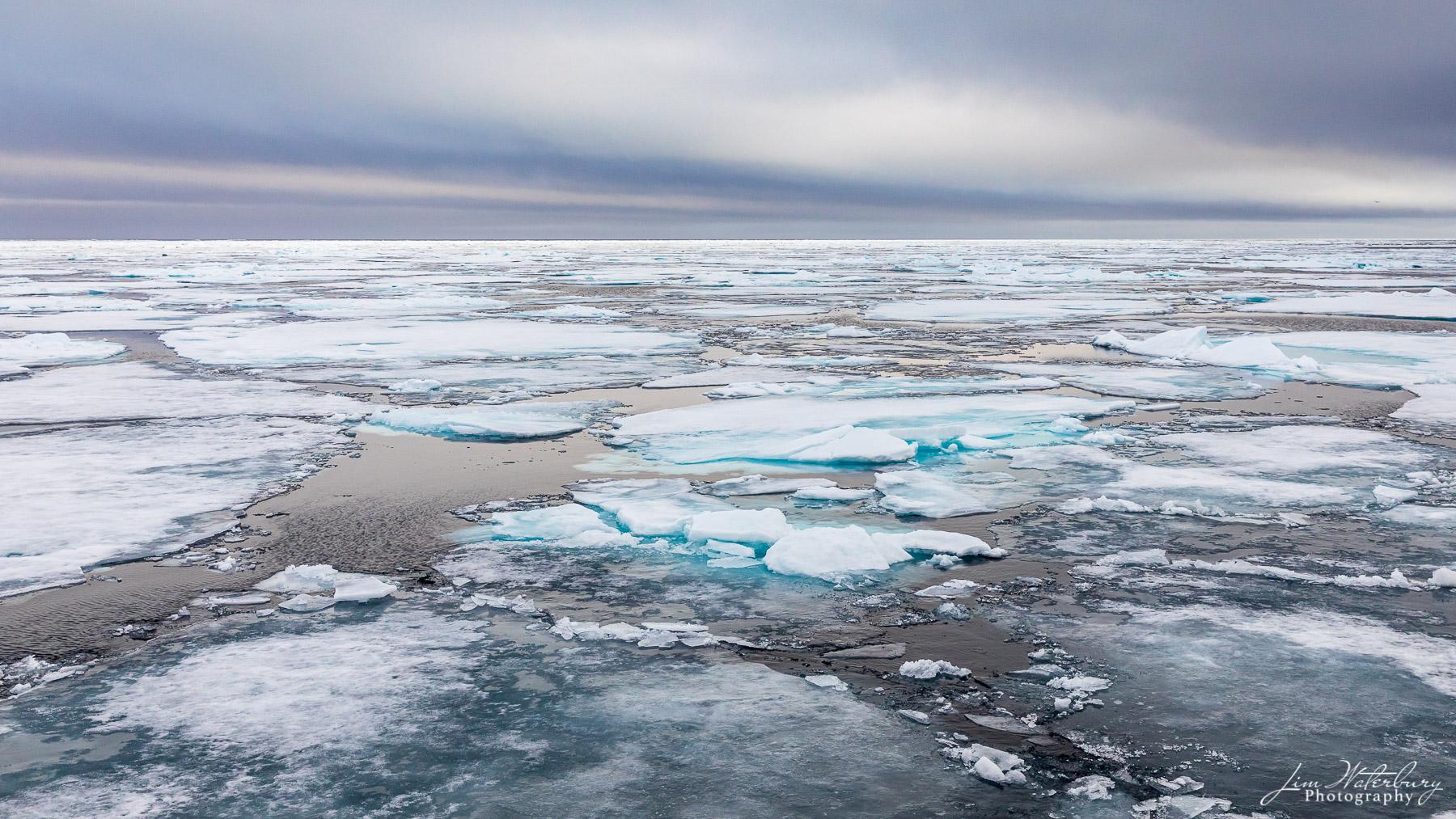 Arctic, Europe, Norway, Svalbard, ice, pack ice, photo