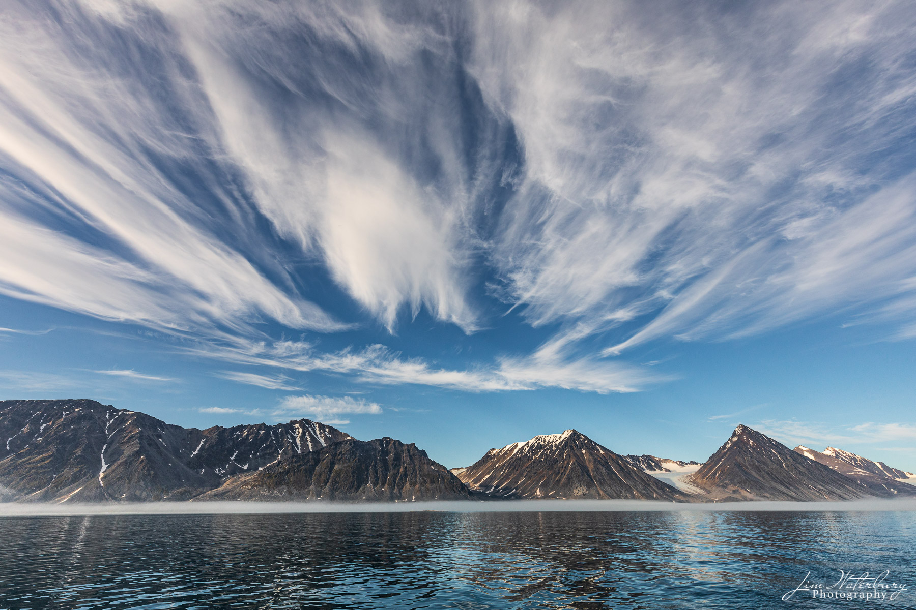 Arctic, Europe, Norway, Svalbard, wind, mountains, photo